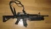 Внешний вид с установленным M203